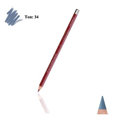 Карандаш для губ и глаз (тон 34) slate тианде (ТианДе)