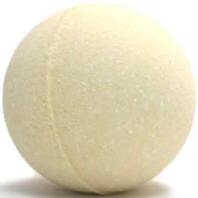 Бурлящий шарик для ванн имбирь миКо)