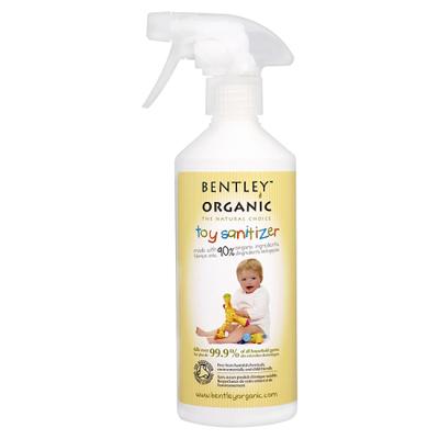 Очиститель для игрушек bentley organic