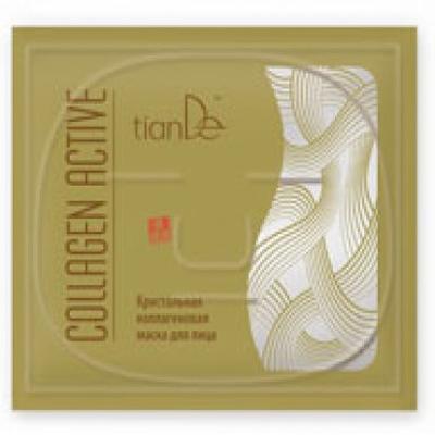 Кристальная коллагеновая маска для лица tiande (ТианДе)