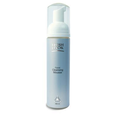 Очищающий мусс для лица  200 ml  fresh look (Fresh Look)