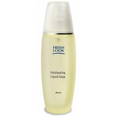 Отшелушивающее жидкое мыло fresh look (Fresh Look)