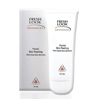 Био-пилинг для лица с минералами мертвого моря  fresh look (Fresh Look)