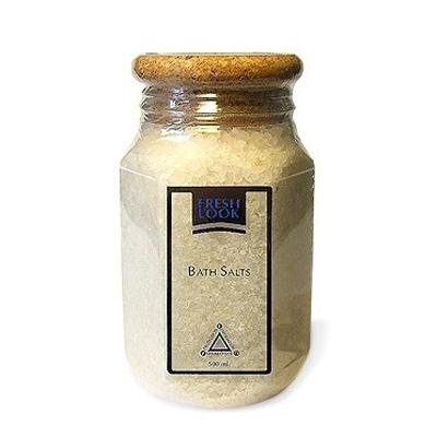 Натуральная соль мертвого моря (для ванн) 500 ml fresh look (Fresh Look)