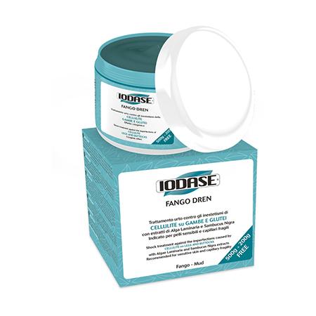 Natural Project - Iodase Дренажная косметическая грязь iodase fango dren  natural project