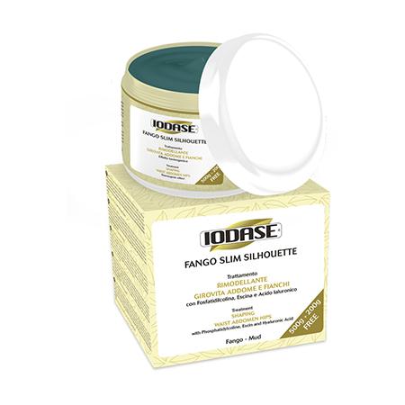 Natural Project - Iodase Моделирующая косметическая грязь iodase fango rimodellante natural project