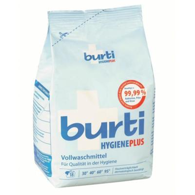 Hygene дезинфицирующий стиральный порошок burti