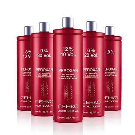 Пероксан 9% с ухаживающими полимерами c:ehko (C:EHKO)