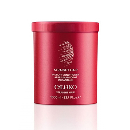 Кондиционер мгновенный уход прямые волосы c:ehko 1000 мл (C:EHKO)
