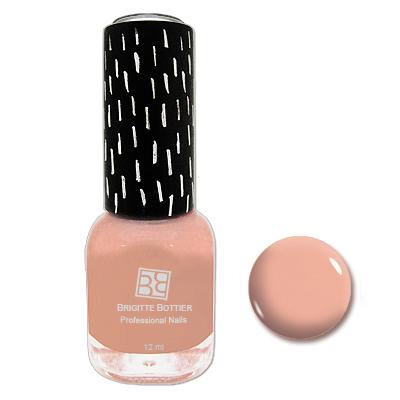 Гелевый лак gf кремово-розовый (тон 06) brigitte bottier (Brigitte Bottier)