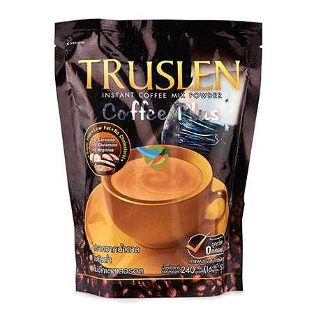 Напиток кофейный  cofee plus, 240 гр. truslen