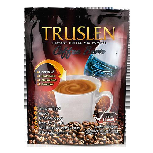 Напиток кофейный  cofee bern, 91 гр. truslen (Truslen)