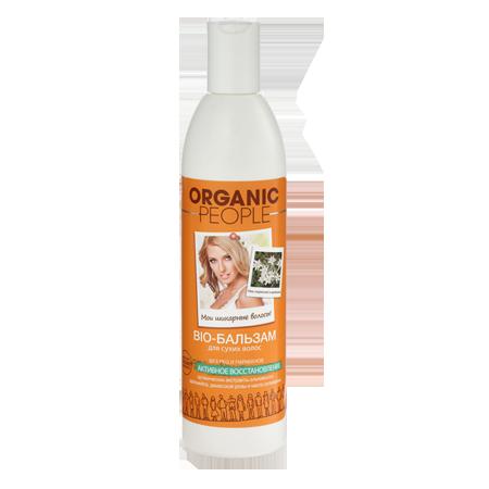 Бальзам-био для волос активное восстановление organic people (Organic People)