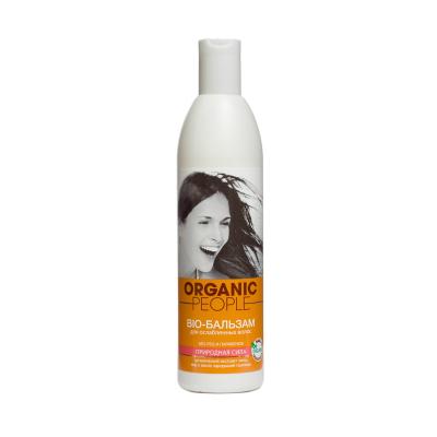 Бальзам-био для волос природная сила organic people (Organic People)