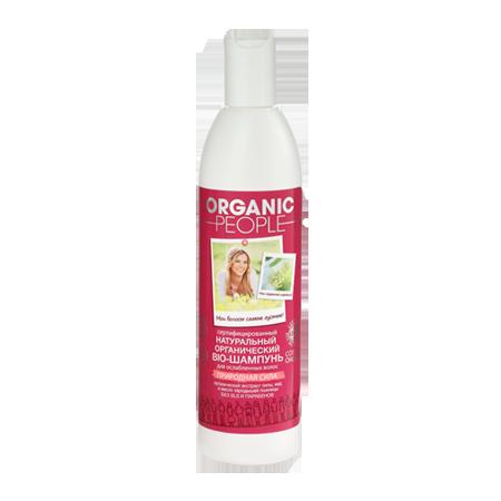 Шампунь для волос природная сила organic people (Organic People)