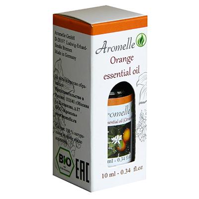 Эфирное масло апельсина aromelle