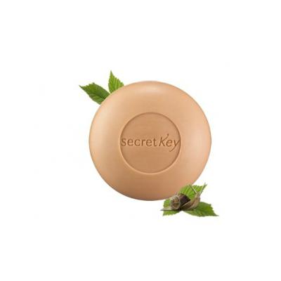 Мыло восстанавливающее с улиточным экстрактом и egf secret key (SECRET KEY)