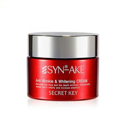 Крем для лица антивозрастной со змеиным ядом secret key (SECRET KEY)