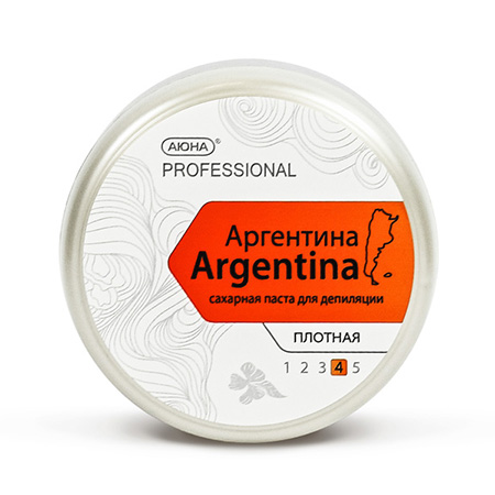 Паста для шугаринга аргентина (плотная)  280 г аюна (Аюна)