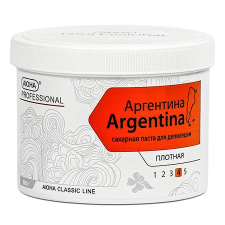 Паста для шугаринга аргентина (плотная)  800г. аюна