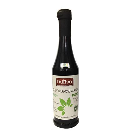 Конопляное масло nutiva (250 гр)