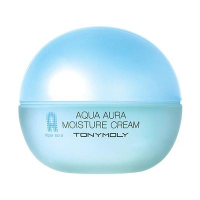 Aqua aura увлажняющий крем tony moly