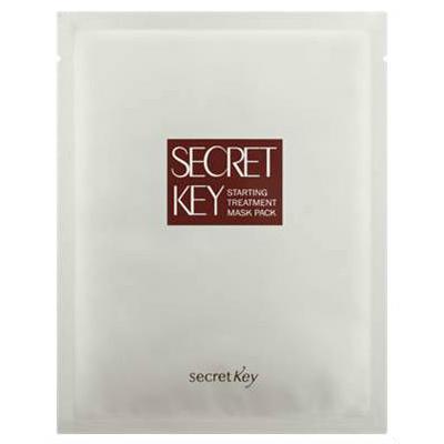 Маска для лица на основе молочных культур secret key (SECRET KEY)