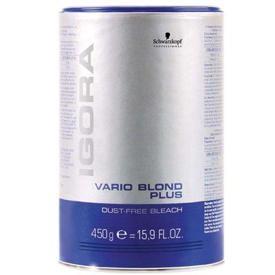 Осветляющий порошок igora vario blond plus schwarzkopf professional (Schwarzkopf Professional)