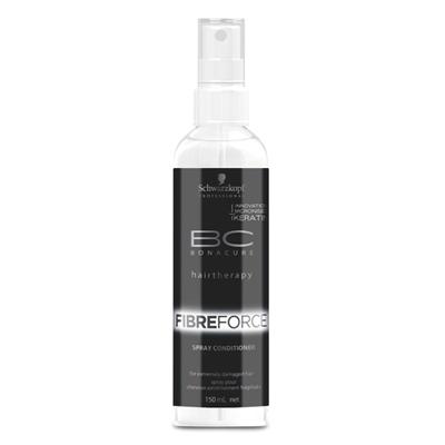 Уплотняющий спрей-кондиционер для волос bc bonacure fibre force spray conditioner, 150 мл schwarzkopf professional (Schwarzkopf Professional)