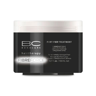 Укрепляющая маска для волос bc bonacure fibre force fortifier treatment, 150 мл schwarzkopf professional (Schwarzkopf Professional)