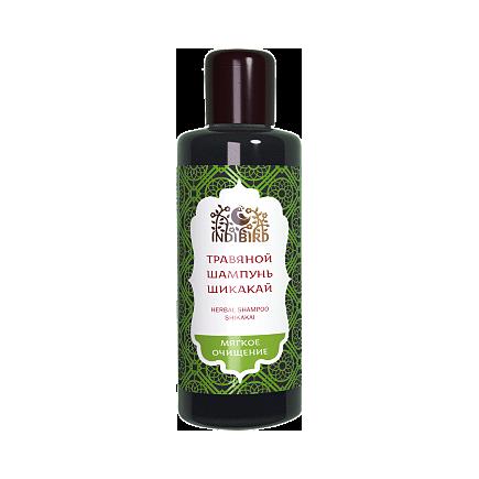 Травяной оживляющий шампунь шикакаи амрита (Амрита)