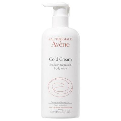 Эмульсия для тела с колд-кремом cold cream, 400 мл avene (Avene)