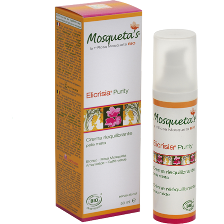 Балансирующая эмульсия для смешанной и жирной кожи (Mosquetas)