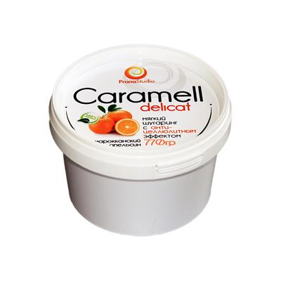 Шугаринг caramell delicat антицеллюлитный (770 гр) pranastudio