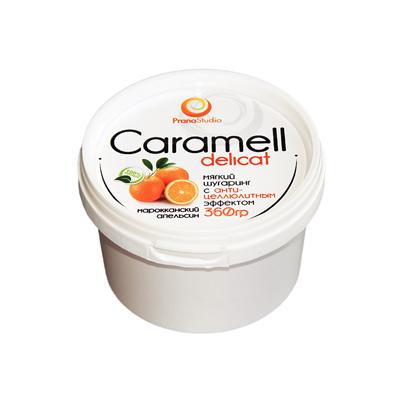 Шугаринг caramell delicat антицеллюлитный (360 гр) pranastudio