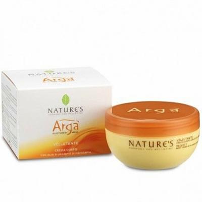 Arga крем для тела бархатный natures (Natures)
