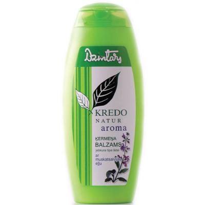 Kredo natur aroma бальзам для тела с мускатным маслом для любого типа кожи dzintars (Dzintars)