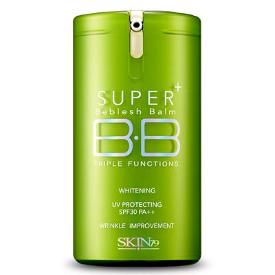 Многофункциональный бб крем с шелковым финишем для кожи с расширенными порами, 40 гр skin79
