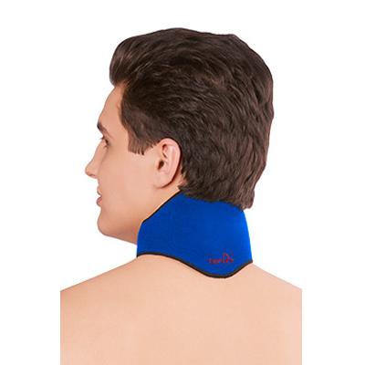 Повязка на шею с точечным нанесением турмалина тианде (ТианДе)