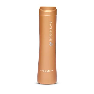 Увлажняющий шампунь для придания волосам гладкости satinique amway
