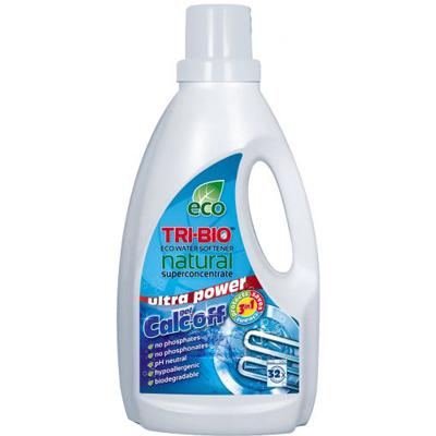 Натуральная эко-жидкость для стирки (смягчитель воды) 940 мл tri - bio (TRI-BIO)