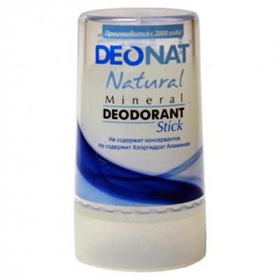 Дезодорант-кристалл деонат стик чистый  relax  (40 гр) deonat
