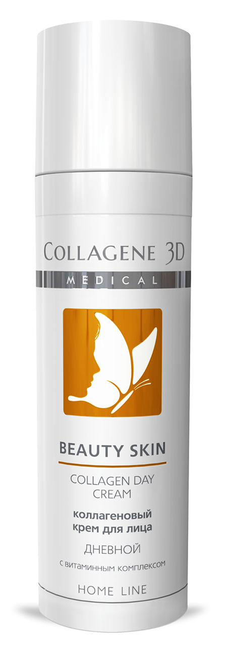 Крем для лица beauty skin дневной medical collagene (Medical Collagene)
