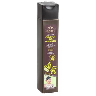 Бальзам на масле авокадо для всех типов волос planeta organica africa (Planeta Organica)