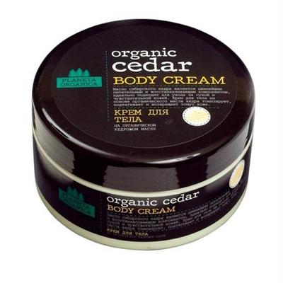 Крем для тела organic cedar planeta organica (Planeta Organica)