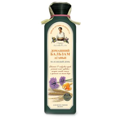 Домашний бальзам агафьи для волос на каждый день рецепты бабушки агафьи (Рецепты Бабушки Агафьи)