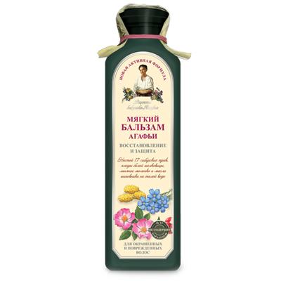 Мягкий бальзам агафьи восстановление и защита волос рецепты бабушки агафьи