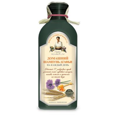 Домашний шампунь агафьи для всех типов волос рецепты бабушки агафьи