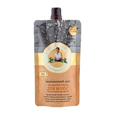 Бальзам-уход для волос защищающий цвет рецепты бабушки агафьи (Рецепты Бабушки Агафьи)