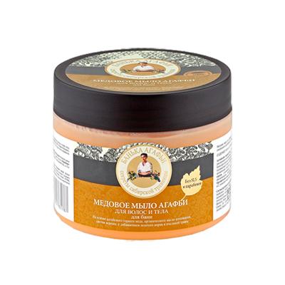 Мыло для волос и тела медовое рецепты бабушки агафьи (Рецепты Бабушки Агафьи)